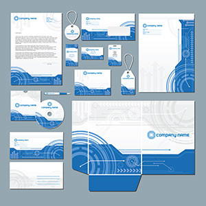 why a professional letterhead is essential for your business dark
