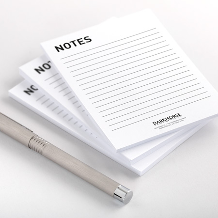 Notepad Design Template