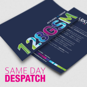 Same Day Despatch Flyers